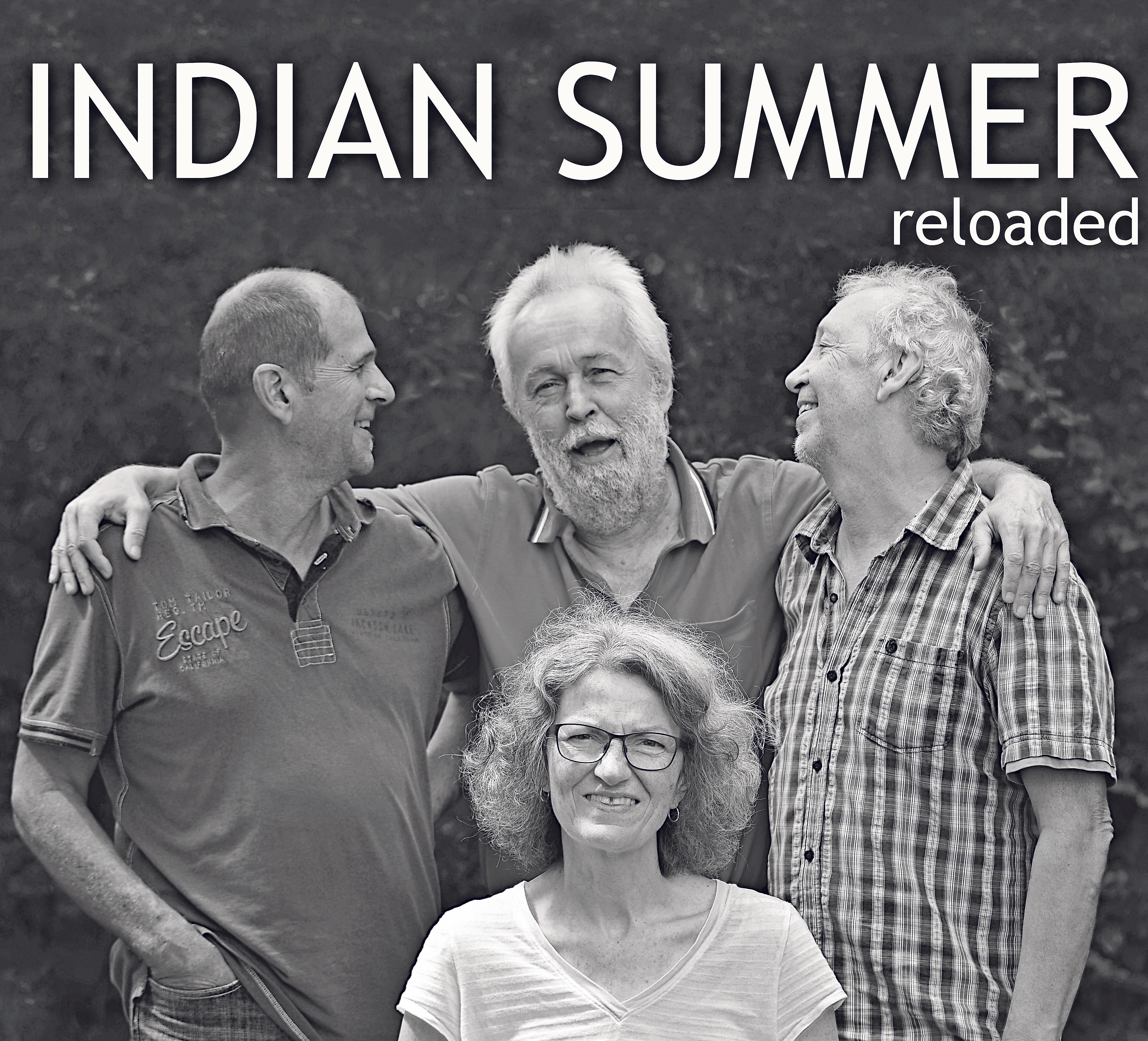 Zim Abschluss am Montagabend spielen Indian Summer reloaded Oldies, Folk- und Countrysongs. Foto: red