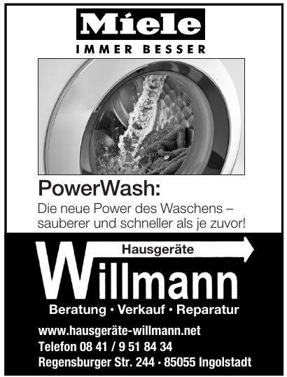 Hausgeräte Willmann