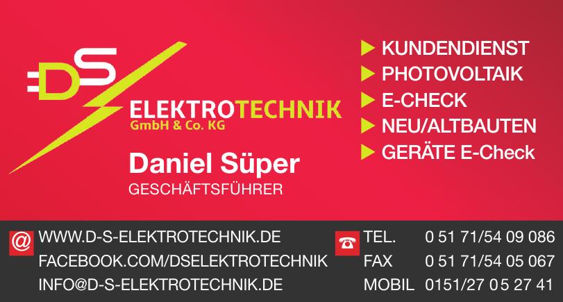 DS Elektrotechnik