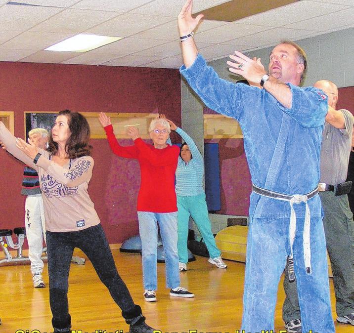 Qi Gong lernen mit Master Anthony von Sager wb