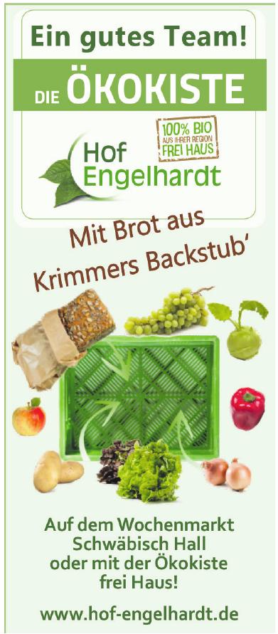 Hof Engelhardt Ökokiste