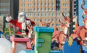 Weihnachtsparade in Kanada mit viel Lärm. FOTOS: OBS/TRAVELZOO/ISTOCK