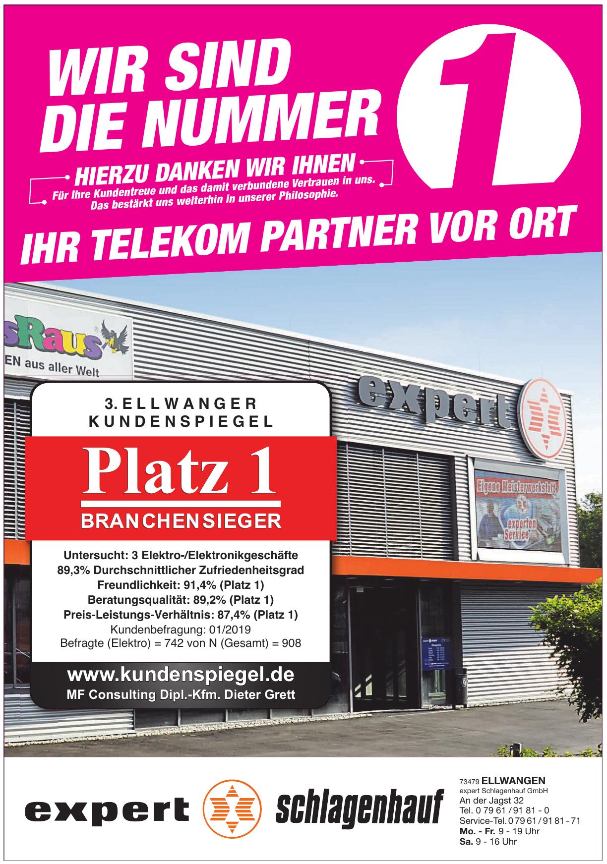 expert Schlagenhauf GmbH