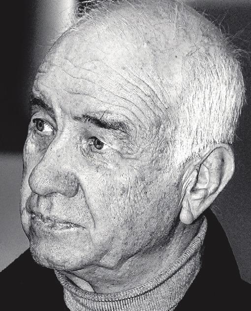 Armin Mueller-Stahl, hier im Jahr 2008, darf in der Sammlung natürlich nicht fehlen.