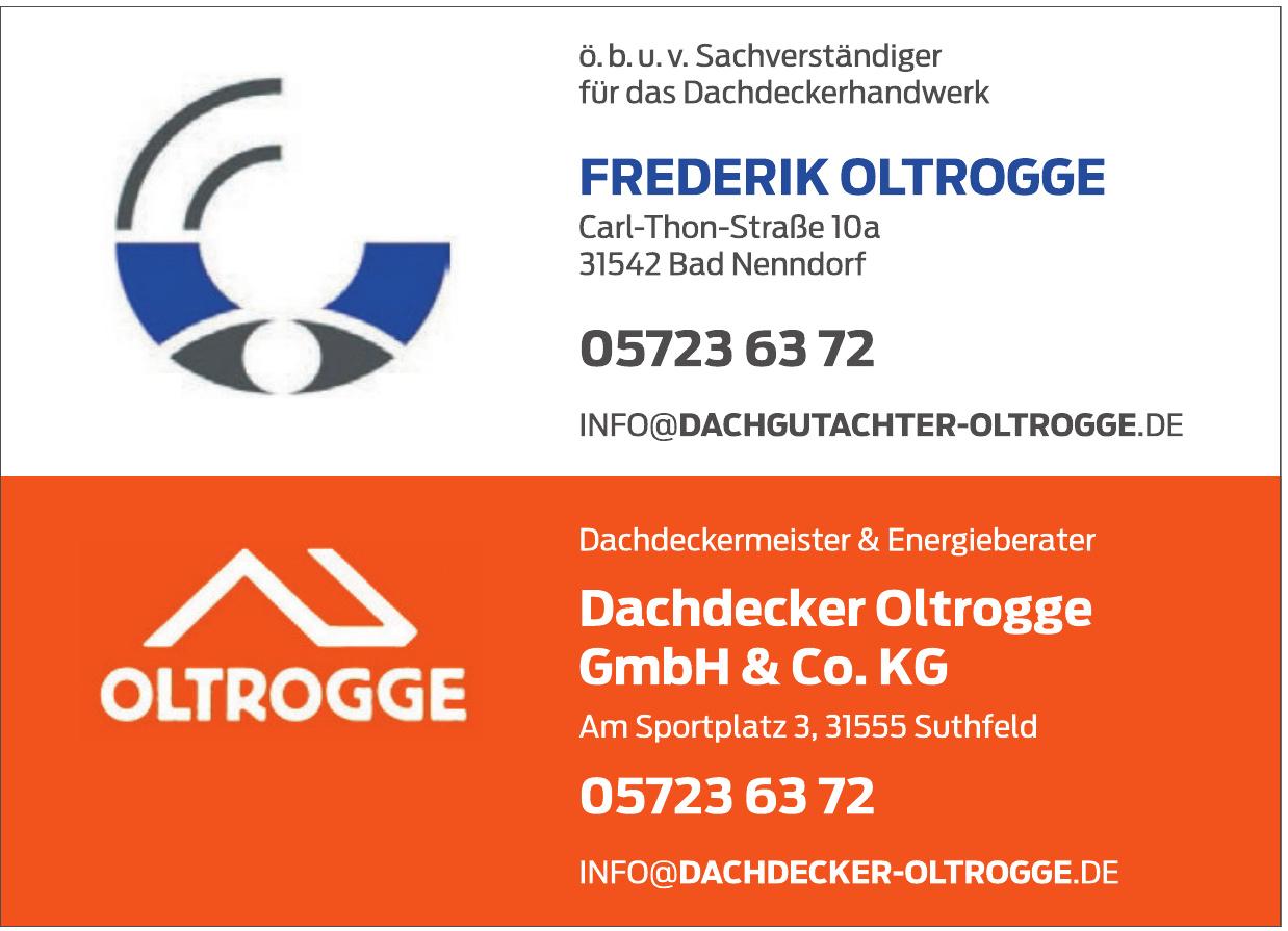 Dachdecker Oltrogge GmbH & Co. KG