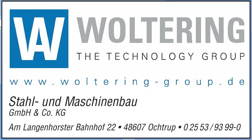 Woltering Stahl- und Maschinenbau GmbH & Co. KG