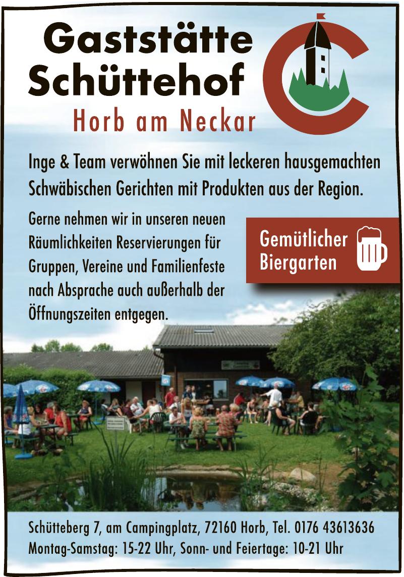 Gaststätte Schüttehof