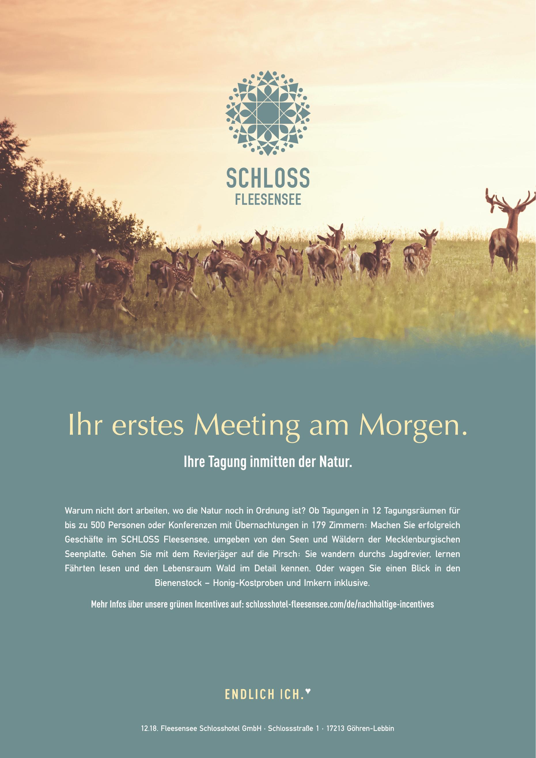 12.18. Fleesensee Schlosshotel GmbH