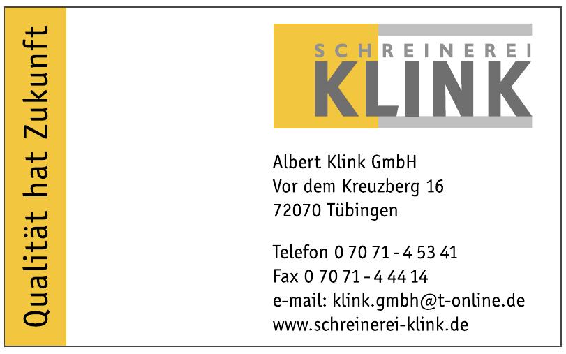 Albert Klink GmbH