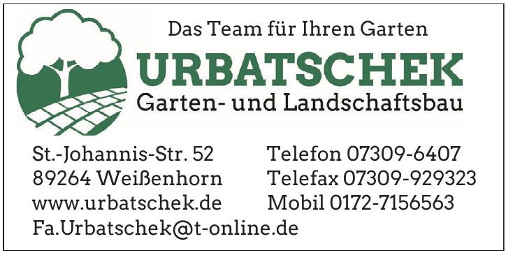 Urbatschek Garten- und Landschaftsbau