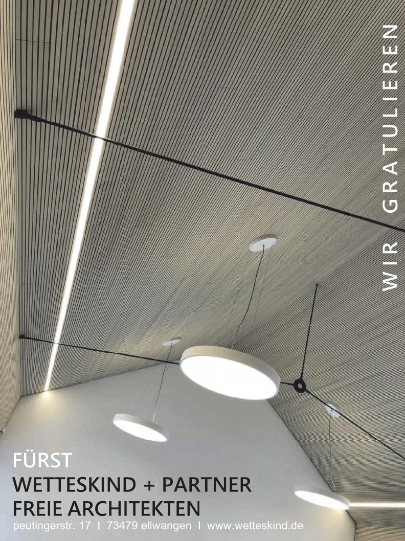 Wetteskind + Partner Freie Architekten