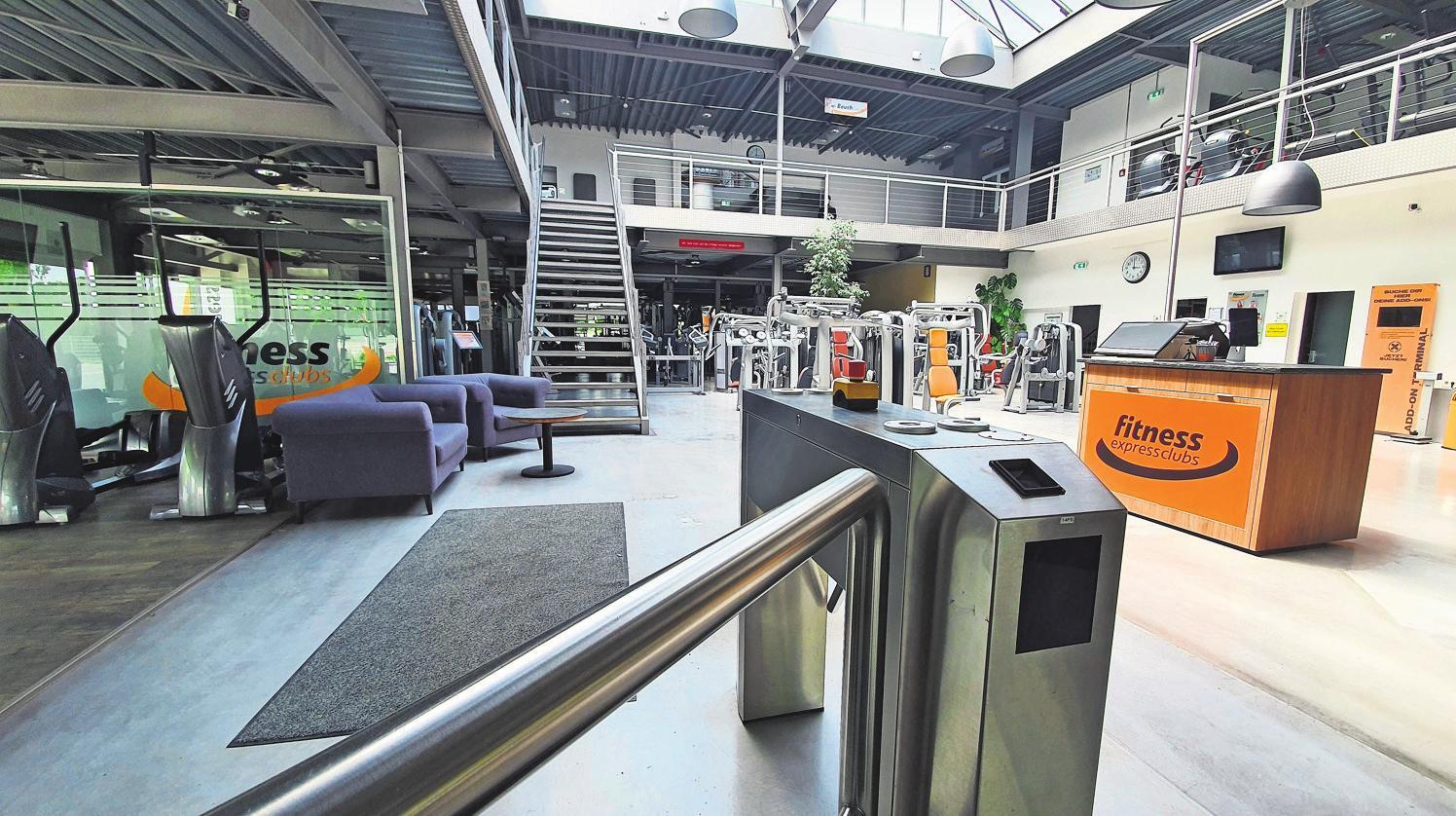 Zusätzlich zu dem bereits funktionierenden Hygiene- und Lüftungskonzept sind die Fitness Express Clubs mit PlasmaMade-Luftreinigungsgeräten ausgestattet. Foto: Fitness Express Club