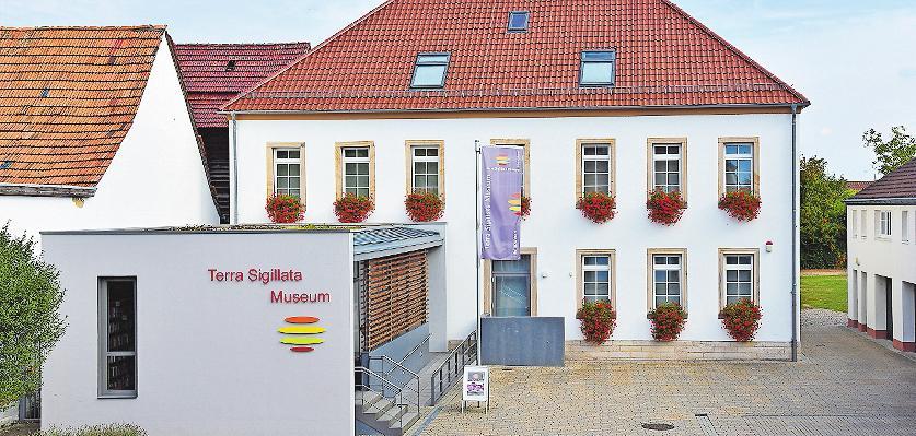 Museum: Einblicke in Keramikproduktion. FOTO: BENZ-FOTOGRAFIE