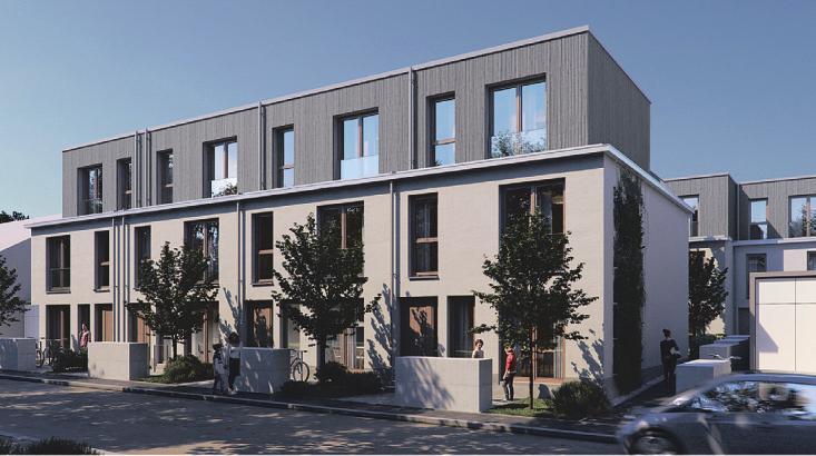 Das klassische Einfamilienhaus könnte wegen Flächenknappheit zum Auslaufmodell werden Image 2