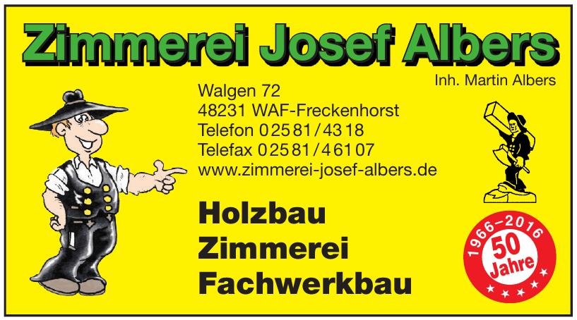 Zimmerei Josef Albers