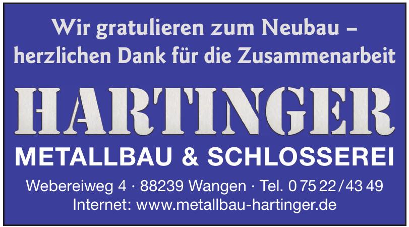 Hartinger Metallbau & Schlosserei