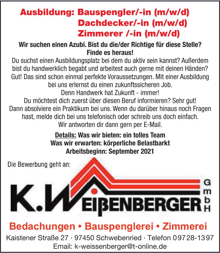 K. Weißenberger GmbH
