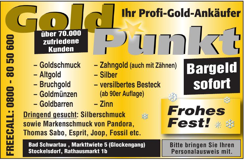 Gold Punkt