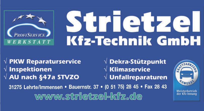 Strietzel Kfz-Technik GmbH