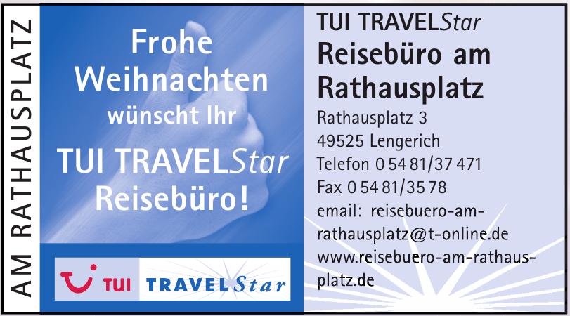 TUI TravelStar - Reisebüro am Rathausplatz