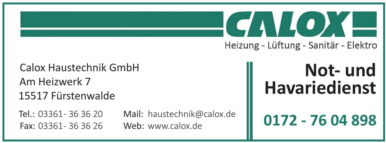 Calox Haustechnik GmbH