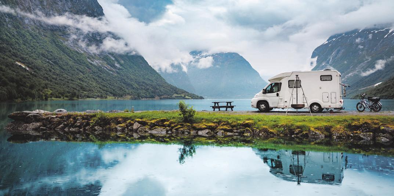 Urlaub inmitten traumhafter Natur. Foto: Shutterstock   Andrey Armyagov