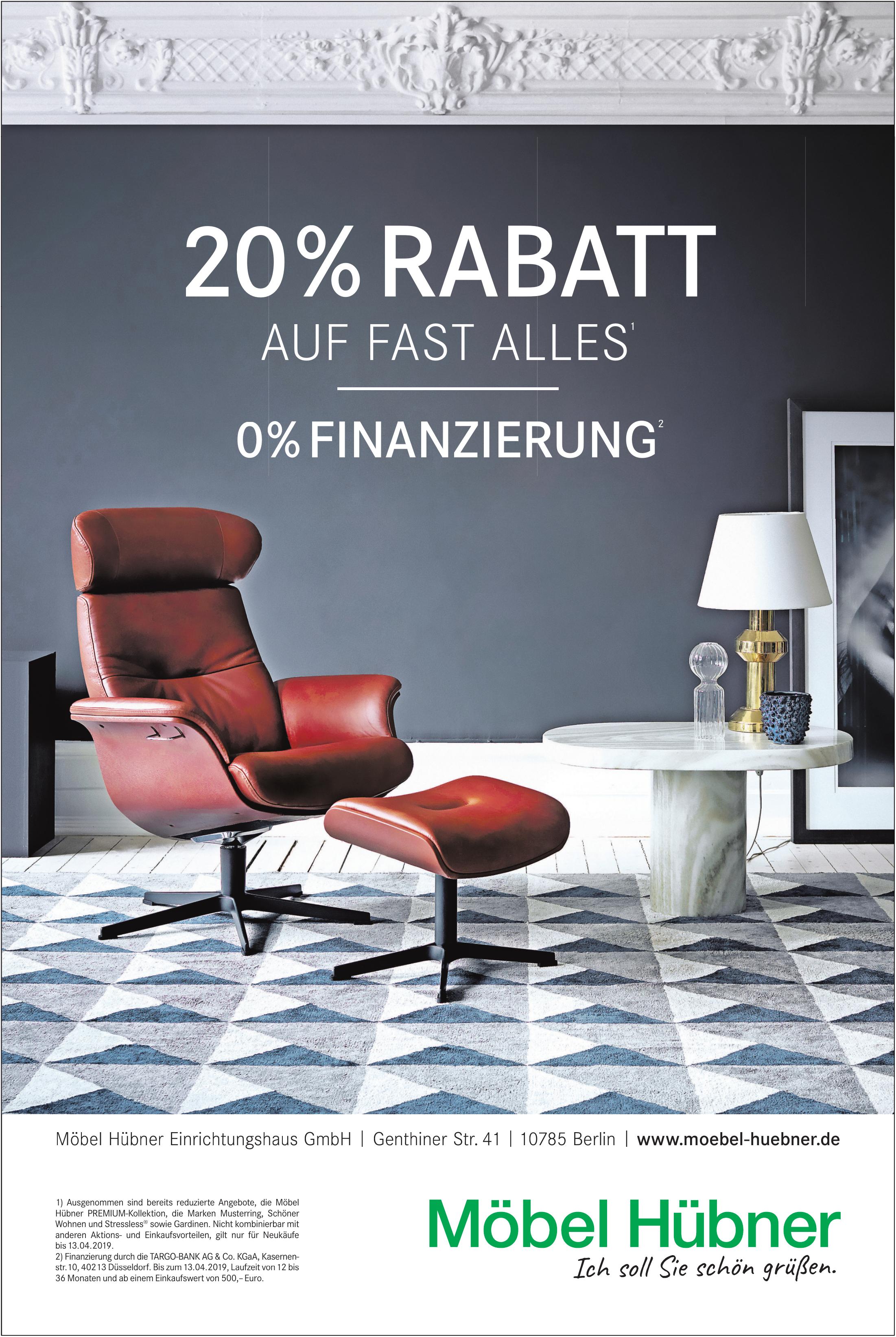Möbel Hübner Einrichtungshaus GmbH