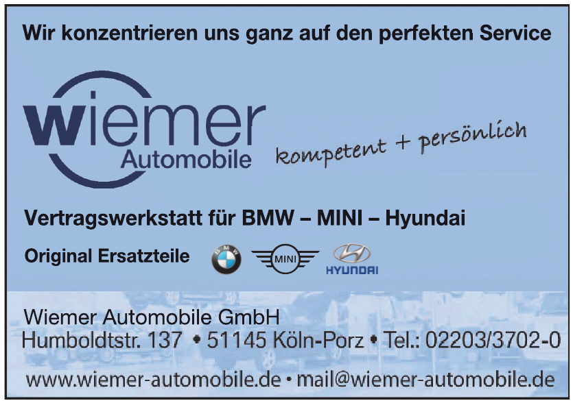 Wiemer Automobile GmbH
