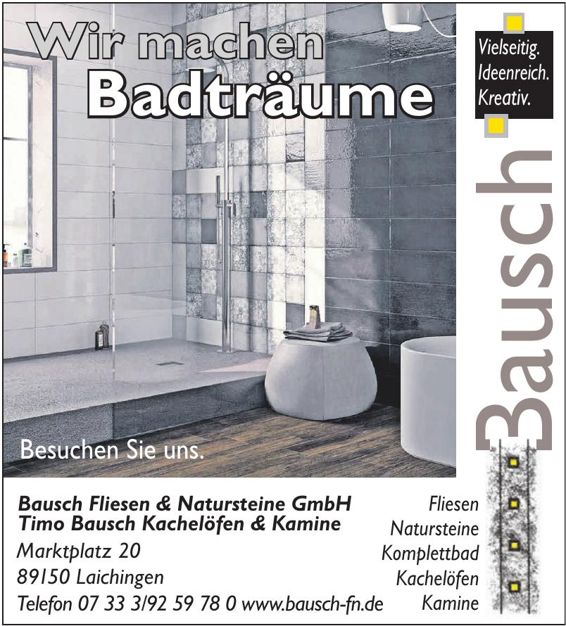 Bausch Fliesen u. Natursteine GmbH