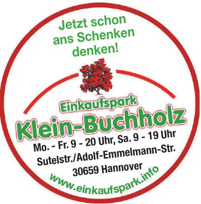 Einkaufspark Klein-Buchholz