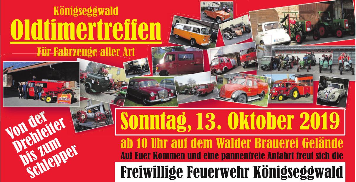 Königseggwald Oldtimertreffen