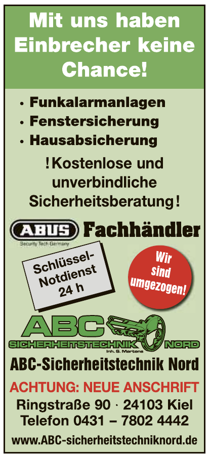 ABC Sicherheitstechnik Nord