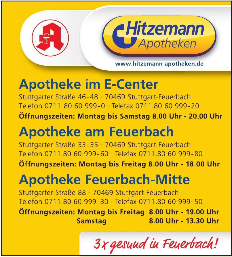 Hitzemann Apotheken - Apotheke im E-Center