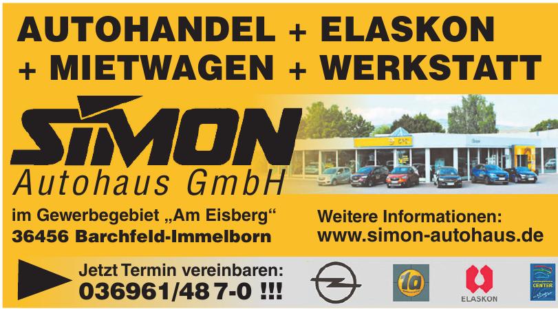 Simon Autohaus GmbH