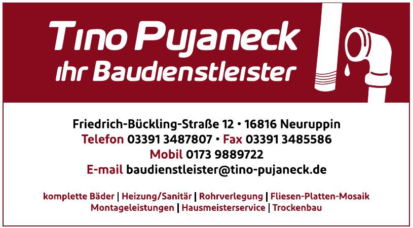 Tino Pujaneck Ihr Baudienstleister