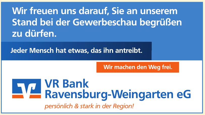 VR Bank Ravensburg-Weingarten eG