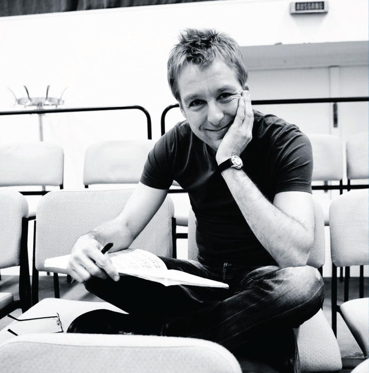 Schauspieler Max Müller beschäftigt sich mit dem Phänomen Mozart