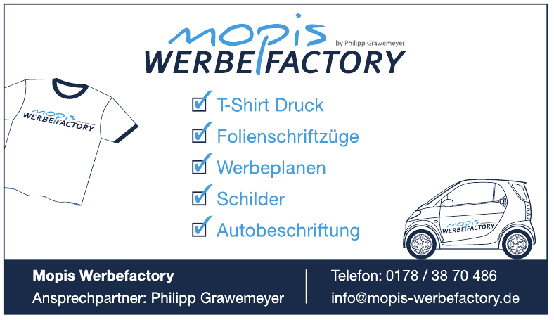 Mopis Werbefactory