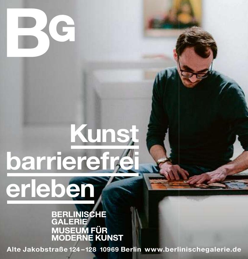 Berlinische Galerie, Museum für moderne Kunst