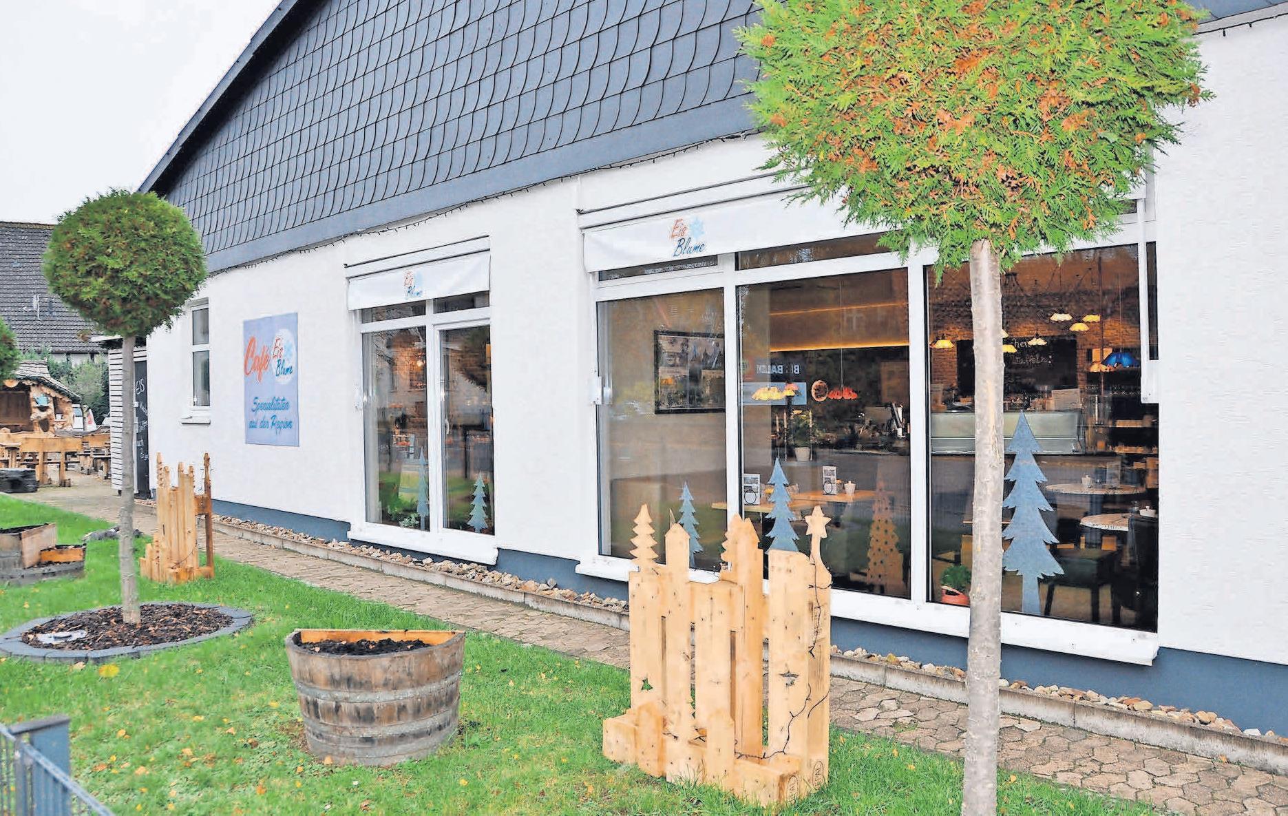 Das Café Eis Blume – direkt an der Hauptstraße in Pattensen-Schulenburg gelegen – hat sich zu einer ersten Adresse in der Region entwickelt.