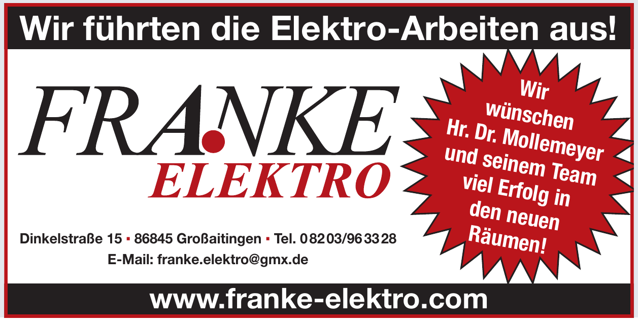 Franke Elektro