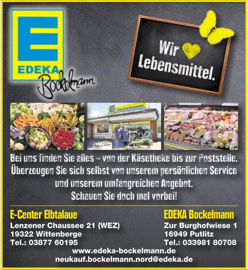 Edeka Bockelmann - E-Center Elbtalaue