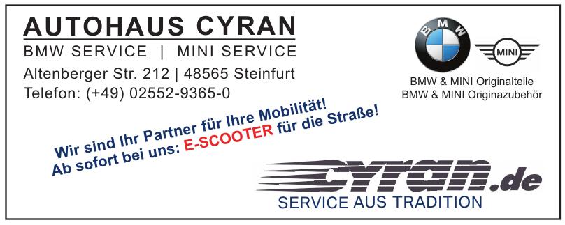 Autohaus Cyran GmbH