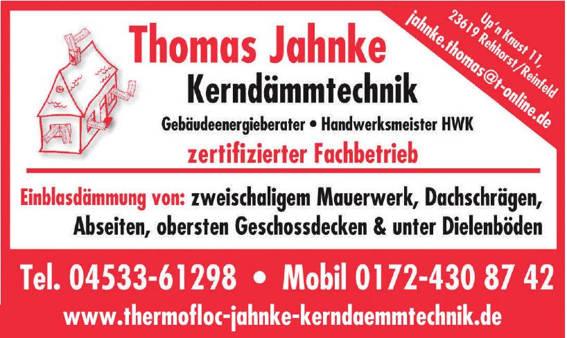 Thomas Jahnke Kerndämmtechnik