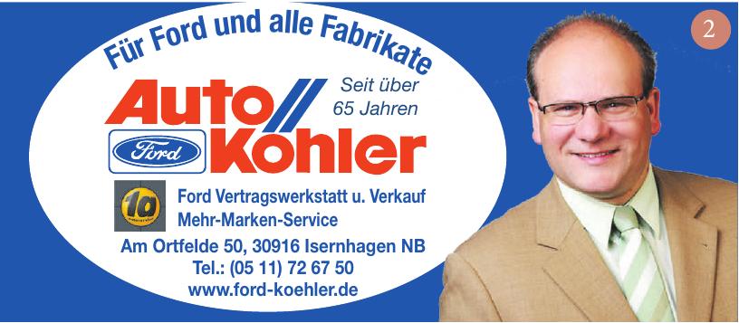 Auto Kohler