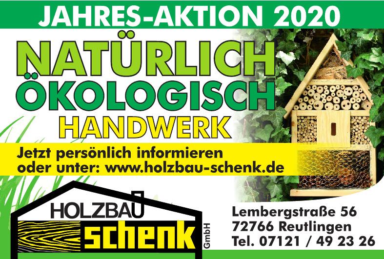 Holzbau Schenk GmbH