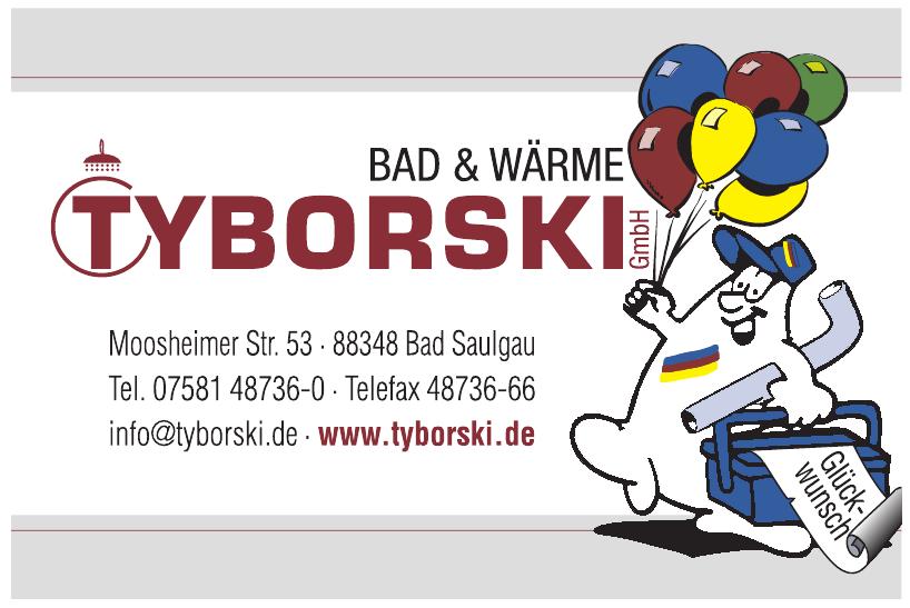 Bad & Wärme Tyborski GmbH