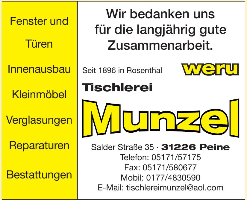 Tischlerei Munzel