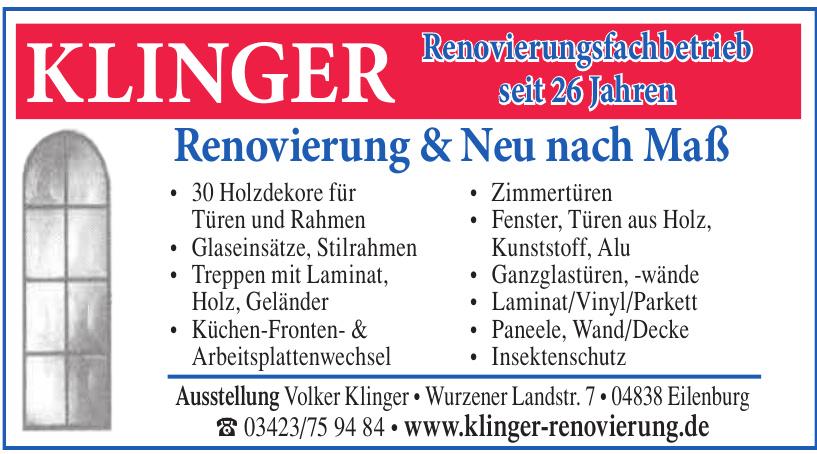 Volker Klinger