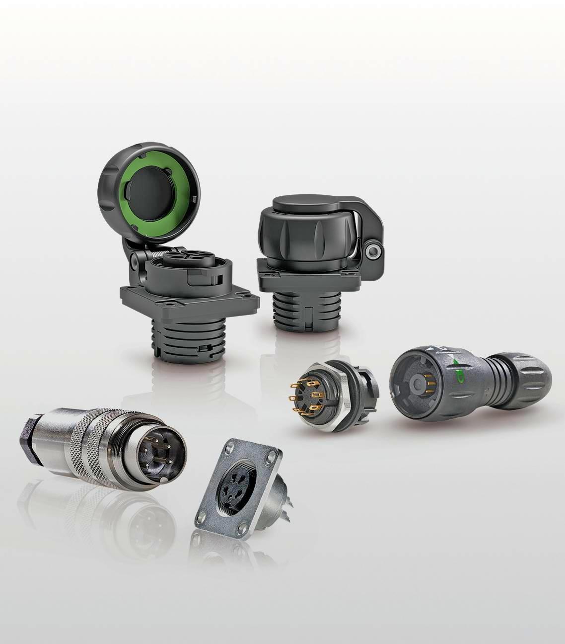 Neben einer Palette an Rundsteckverbindern und Industriesteckverbindern werden auch kundenspezifische Lösungen entwickelt. Foto: privat